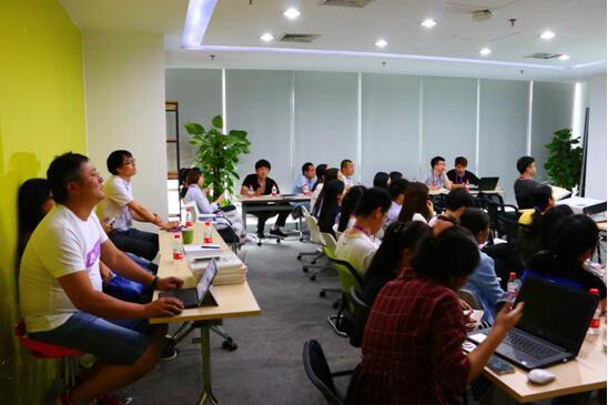 betway必威国际教育科技有限公司《betway必威国际在线app》培训会议圆满结束