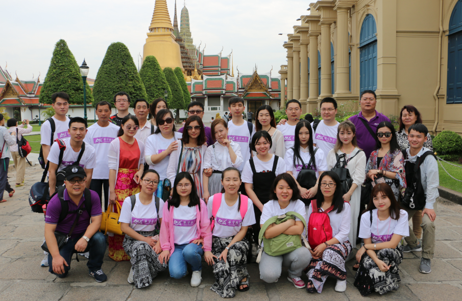 betway必威国际教育科技有限公司员工泰国七日游——邂逅美丽泰国